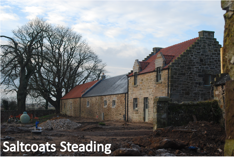 Saltcoats Steading